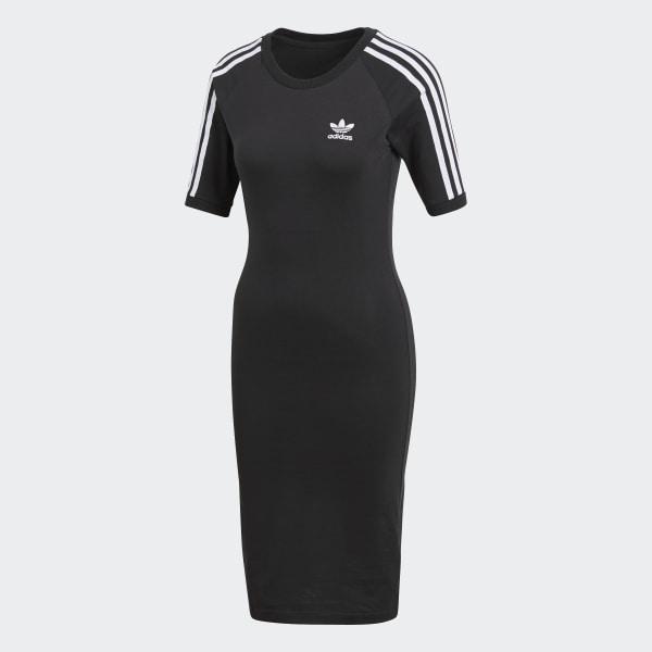 65c4badd20e adidas 3-Stripes Dress - Black