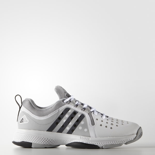 ce14f3a687fa5f Adidas Barricade Classic Bounce Mens Popular Girls Adidas Sneakers ...