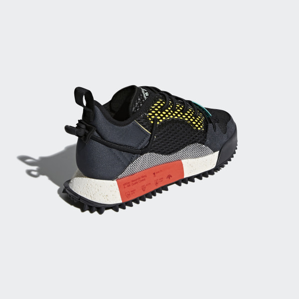 177af2c2f2b adidas Originals by Alexander Wang Run Mid Shoes - Black