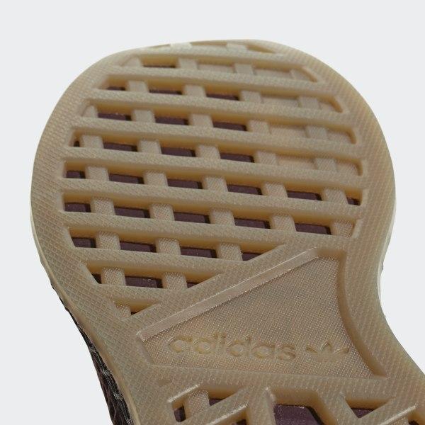 check out 990d2 dfbf8 Deerupt Runner Shoes Collegiate Burgundy  Collegiate Burgundy  Ash Green  B41875