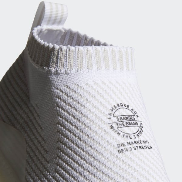 release date 4ffea 825c7 3ST.002 Primeknit Shoes Cloud White  Grey  Core Black CG5613