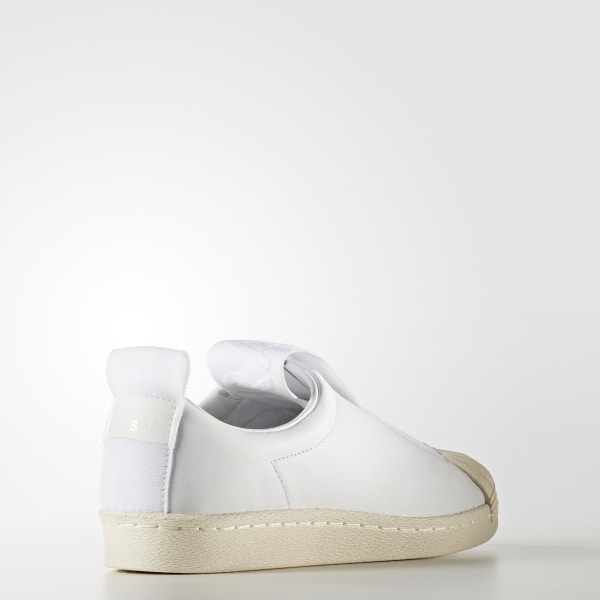 01d122563f0 Superstar BW Slip-on Shoes Footwear White Footwear White Off White BY9139
