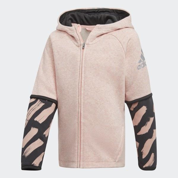 Chaqueta Cotton HAZE CORAL MEL CARBON S18 REFLECTIVE SILVER DJ1463 22c921d34f435