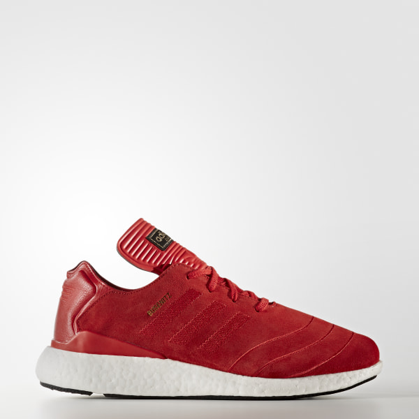 new style fac5b 460ee Busenitz Pure Boost Shoes Scarlet  Scarlet  Cloud White F37885