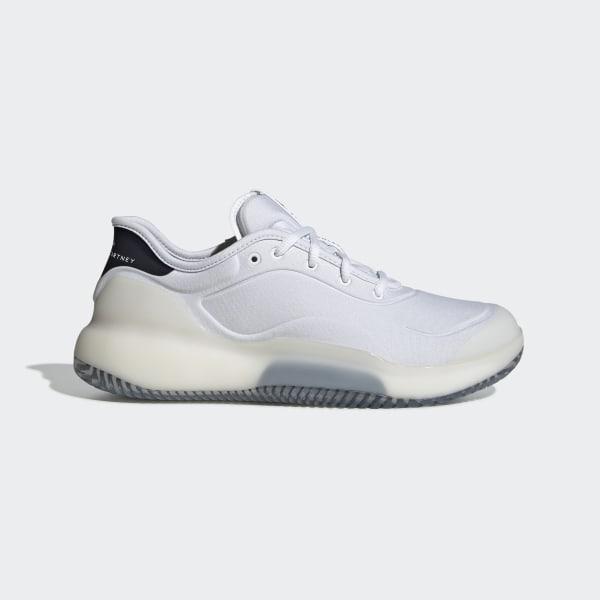 3189e7f856da adidas by Stella McCartney Court Boost Shoes - White