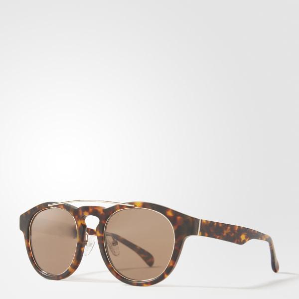 609190963a1 adidas Originals x Italia Independent Sunglasses Brown CI8528