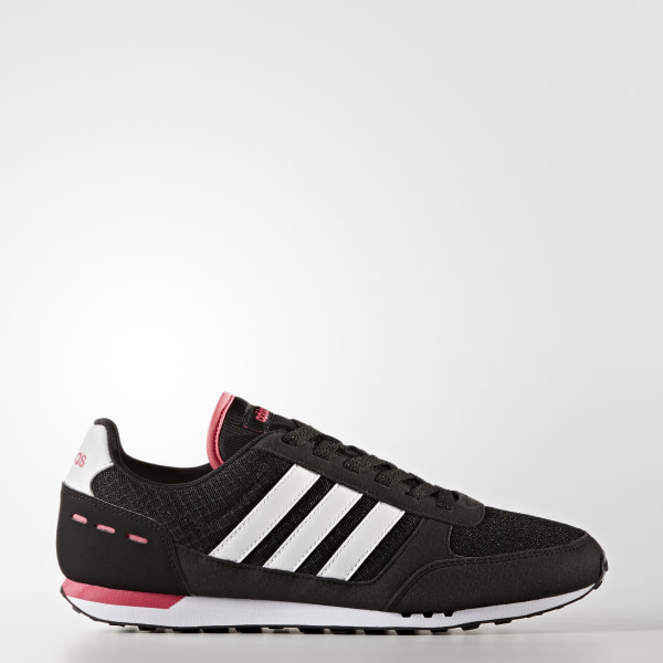 b7203938a Tênis City Racer CORE BLACK FTWR WHITE SUPER PINK F15 BB9808