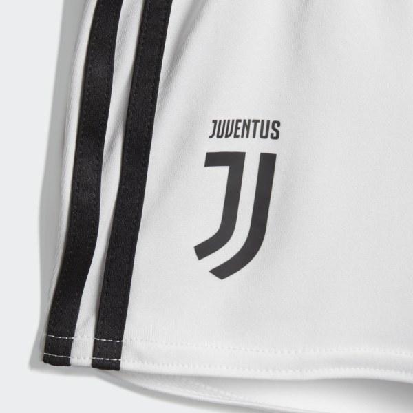 Juventus Home Infant Kit White Black CF3492 a5219c7b5