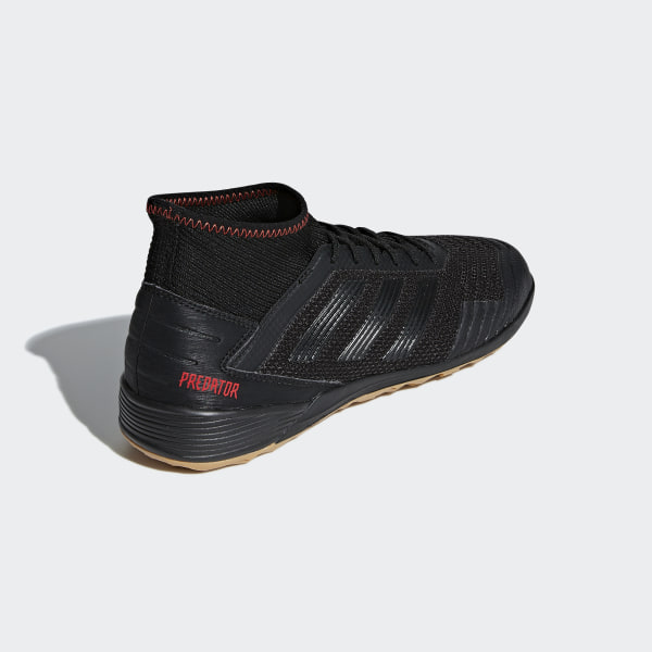 timeless design 35c42 d75f8 Predator Tango 19.3 Indoor Boots Core Black  Core Black  Active Red D97964