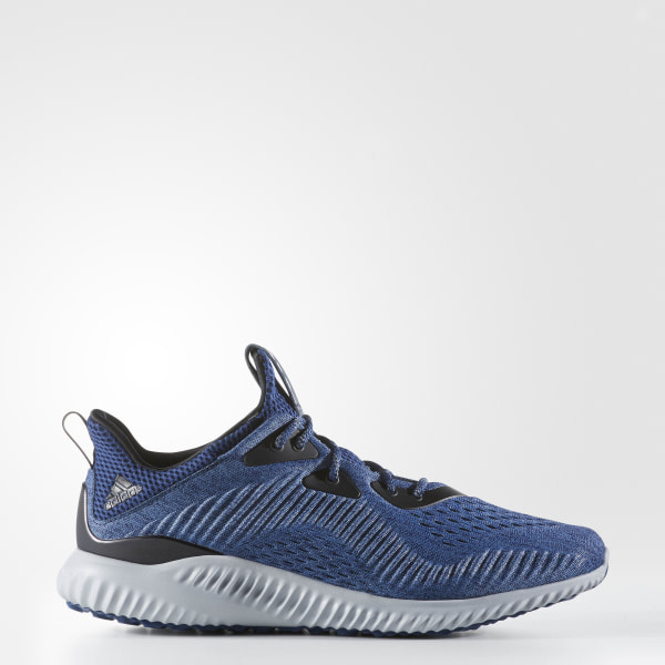 f83f21255c91e Men s Alphabounce Engineered Mesh Shoes Collegiate Navy Utility  Black Mystery Blue BB9040