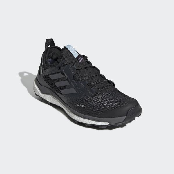 differently 8f27c cd6a8 Terrex Agravic XT GTX Shoes Core Black   Grey Five   Ash Green AC7664