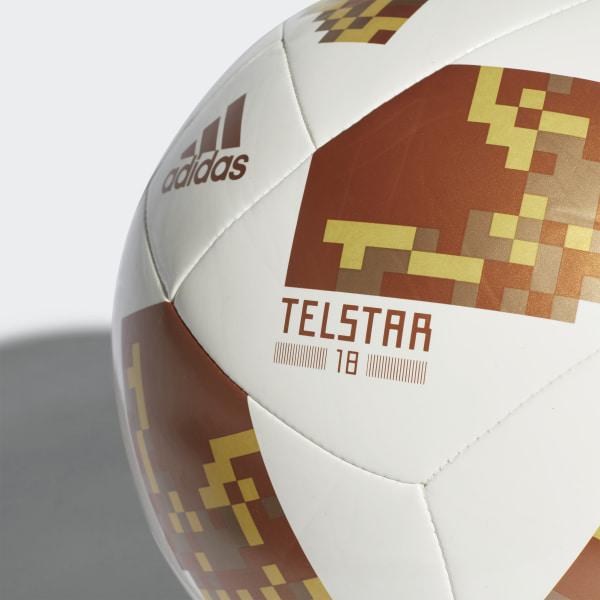 ... FIFA World Cup Glider Ball White Copper Gold Gold Metallic CE8099  outlet for sale 80fc0 cdd18  Ball adidas World Cup Telstar 18 ... e4426a5e5ea28