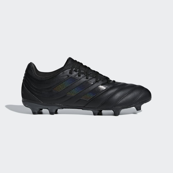 100% authentic 05150 3cbf4 Calzado de fútbol Copa 19.3 Terreno Firme Core Black   Core Black   Grey  Six BC0553
