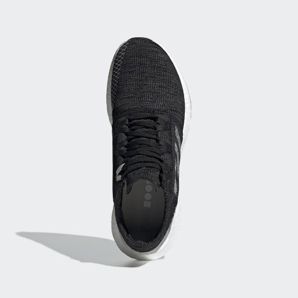 29a127a5b Pureboost Go Shoes Core Black   Grey One   Grey B37803