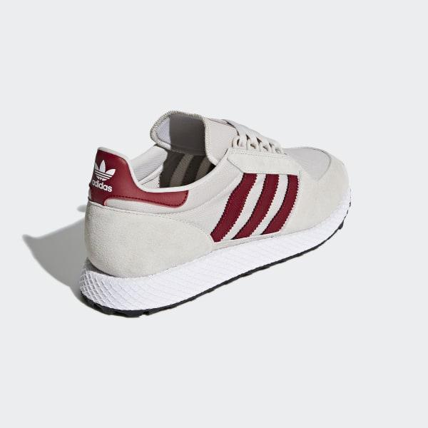 Forest Grove Shoes Beige   Ftwr White   Core Black B41547 3d3ce6df35