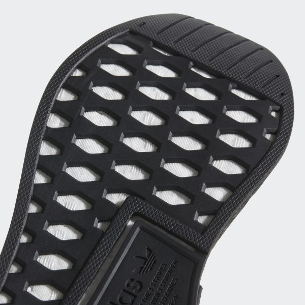 63959cf10cd38 NMD CS2 Primeknit Shoes Core Black   Carbon   Shock Pink CQ2373