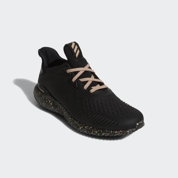 3123f127ba971 Alphabounce 1 Shoes Core Black   Ash Pearl   Core Black DA9959