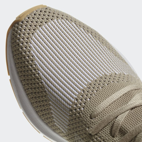 618a9a2f4 Swift Run Primeknit Shoes Red Gold   Off White   Cloud White CQ2890