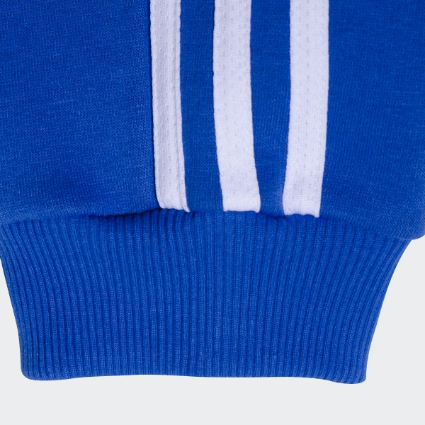 827efe131d6e9 Pantalones Deportivos Jóvenes Atletas BLUE WHITE MELANGE WHITE CW2029
