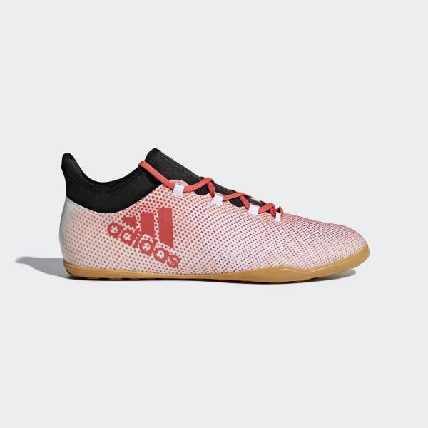 Chuteira X 17.3 Futsal ASH GREY S18 REAL CORAL S18 CORE BLACK CP9140 35f530e5bb5e7