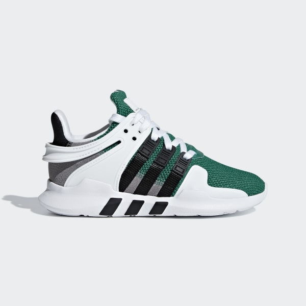 sports shoes 69f3a acef8 EQT SUPPORT ADV Kids Shoes sub green  core black  ftwr white B42038