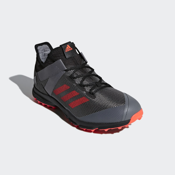 Zone Dox Shoes Core Black   Solar Red   Grey Four AC8779 5d94da40c