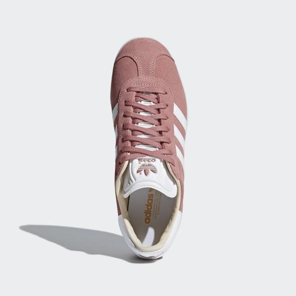 another chance 0110d af42a Gazelle Shoes Ash Pink  Cloud White  Linen CQ2186