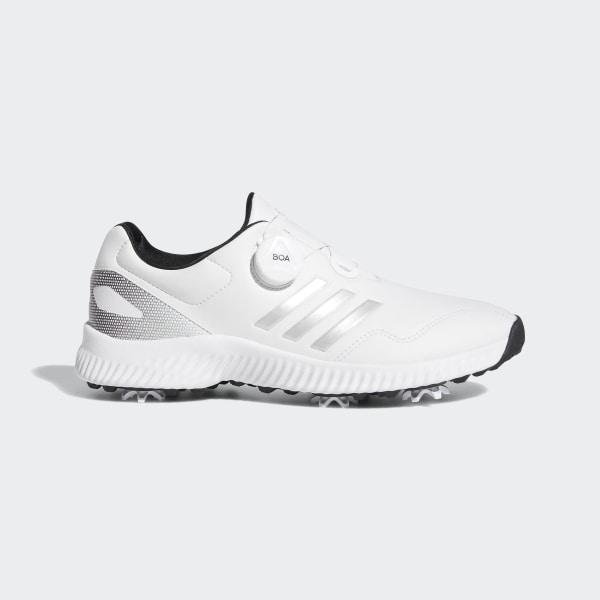 66716c919 Response Bounce Boa Shoes Cloud White   Silver Metallic   Core Black BB7999