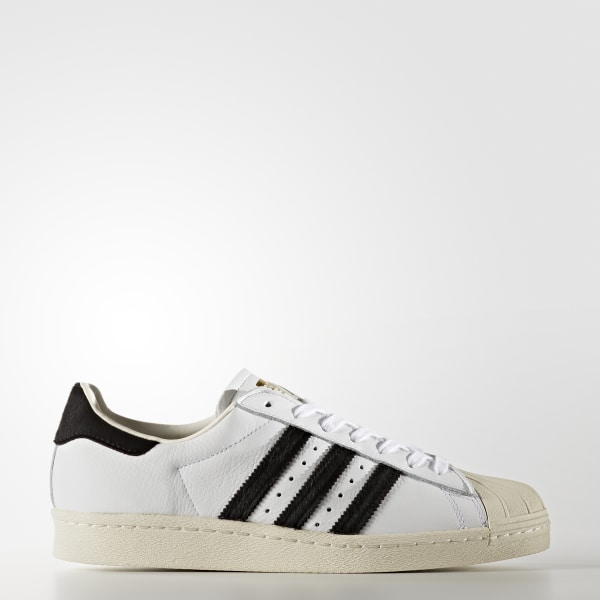 pretty nice 27f72 2ff06 adidas Tenis Superstar 80s - Blanco   adidas Mexico