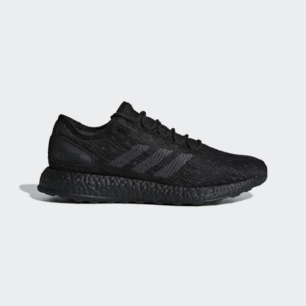 dfe69ee33 Pureboost Shoes Core Black   Solid Grey   Hi-Res Orange CM8304
