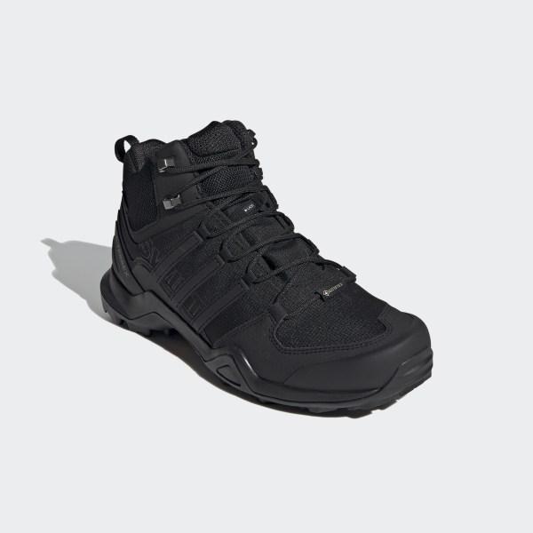 size 40 77299 0127b Scarpe Terrex Swift R2 Mid GTX Core Black   Core Black   Core Black CM7500