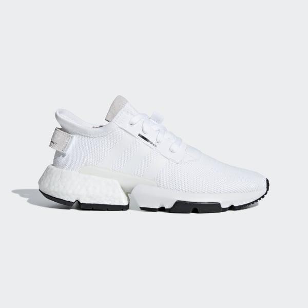 46b12129a93 POD-S3.1 Shoes Cloud White   Cloud White   Core Black B37459
