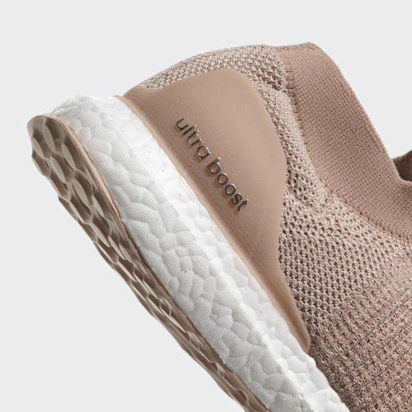 01f2a88fecefd Ultraboost Laceless Shoes Beige   Ash Pearl   Ash Pearl   Ash Pearl CQ0010