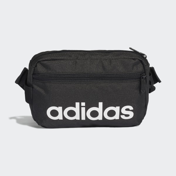 66691d3a8585 adidas Linear Core Waist Bag - Black