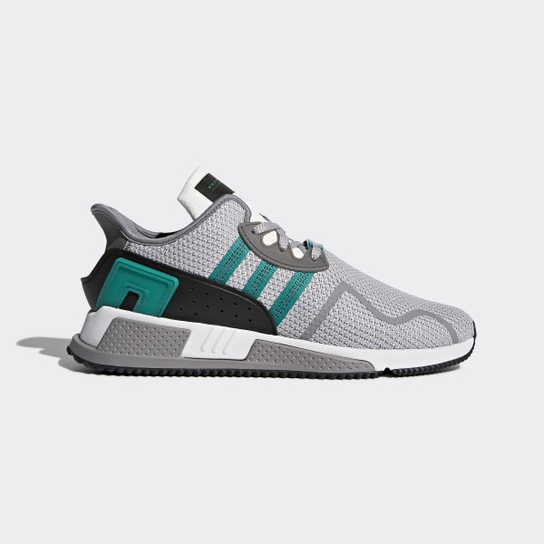 brand new 4f551 95211 EQT Cushion ADV Shoes Grey TwoSub GreenFtwr White AH2232