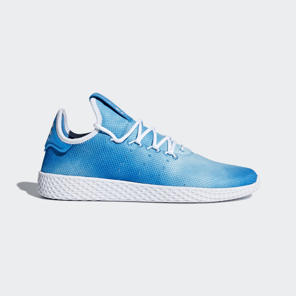 ff9243be5 Tenis Pharrell Williams Tennis Hu BRIGHT BLUE FTWR WHITE FTWR WHITE DA9618