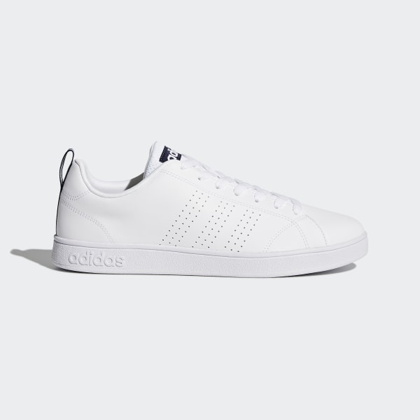 big sale e9479 022d8 Scarpe VS Advantage Clean Ftwr White   Ftwr White   Collegiate Navy F99252