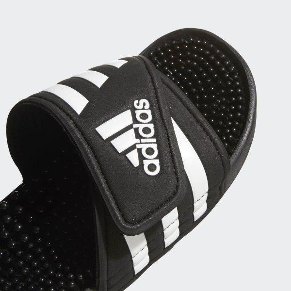 0bff162e0af105 Adissage Slides Black   Black   Cloud White 087609