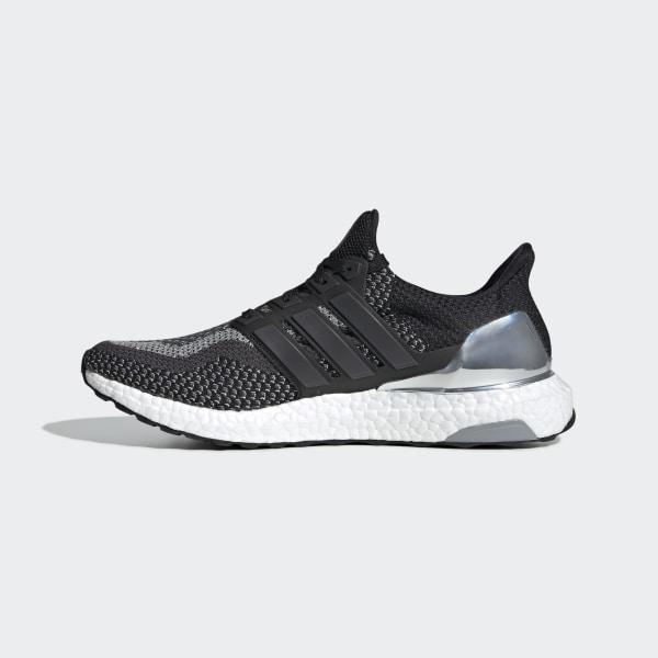 47423cf6a26 ULTRABOOST LTD Shoes Core Black   Core Black   Silver Metallic BB4077