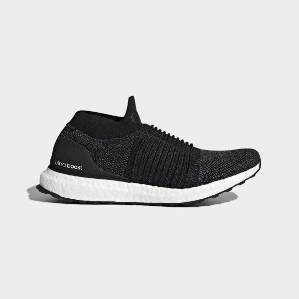 info for 48a6b be651 Tenis Ultraboost Laceless CORE BLACK CORE BLACK CORE BLACK BB6311