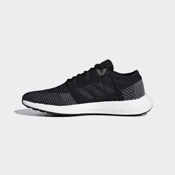 best service 5eb1c 77832 PureBOOST GO Shoes Core Black   Grey Five   Grey Four AH2319
