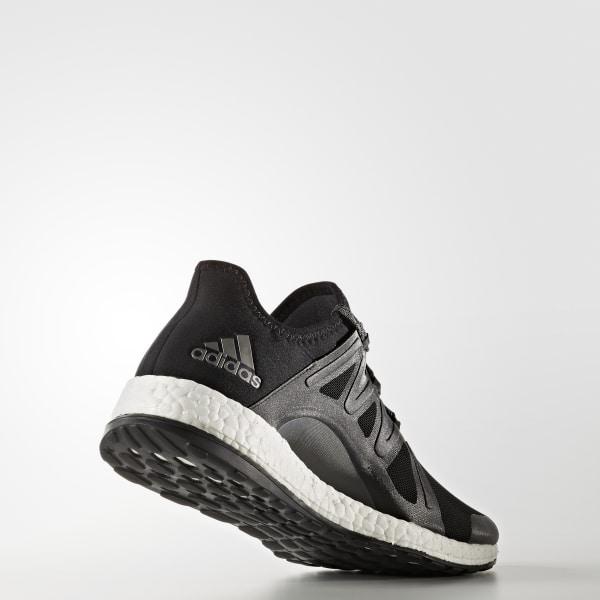 a3905f9045a0c Pure Boost Xpose Shoes Core Black   Cloud White   Grey BB1733