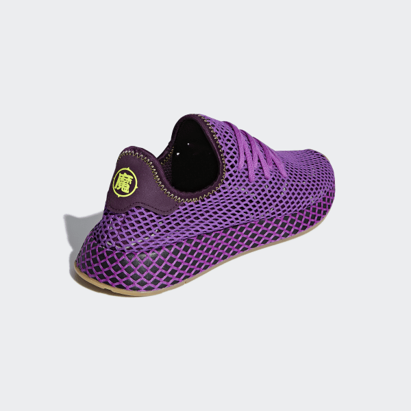new arrival 104c7 de414 Dragonball Z Deerupt Runner Shoes Shock Purple  Supplier Colour  Supplier  Colour D97052