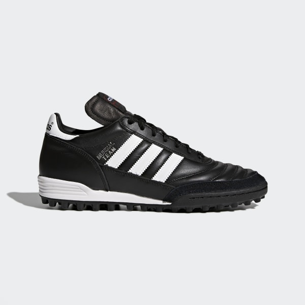 58ca6dd09cb9 Mundial Team Boots Black   Footwear White   Red 019228