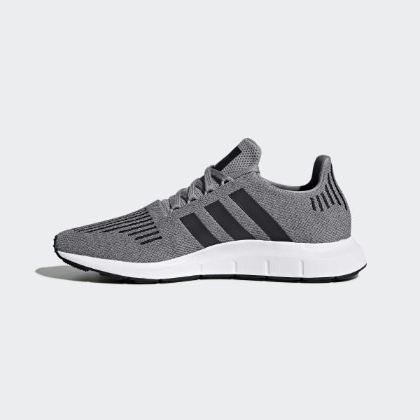 518d3bd4f Swift Run Shoes Grey Three   Core Black   Medium Grey Heather CQ2115