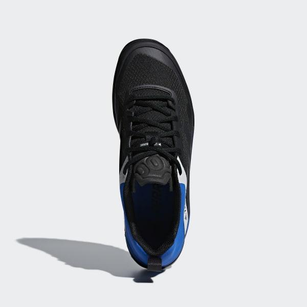 buy popular f1d0c 88f06 Sport e viaggi ADIDAS Da Uomo Terrex Trail CROSS SL Scarpe Nero Blu Sport  Traspirante Scarpe ...