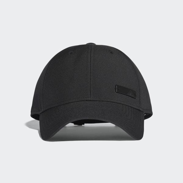 Gorra Classic Six-Panel Lightweight BLACK BLACK BLACK S98158 223cece53d8