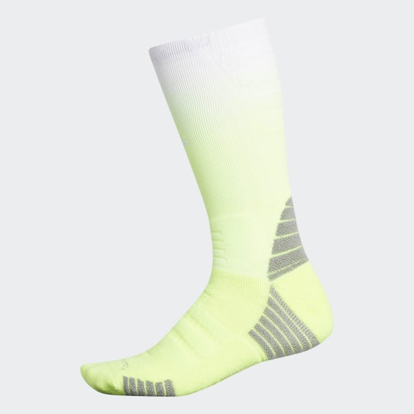 d03f369aae9ee9 Splash Post Season Alphaskin Crew Socks Bright Yellow CK6299