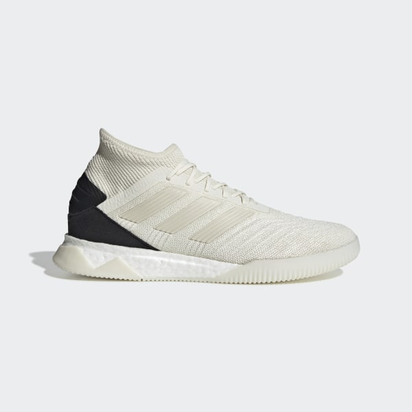 big sale 35411 c7468 Zapatos de Fútbol PREDATOR 19.1 TR Off White   Off White   Core Black D98056