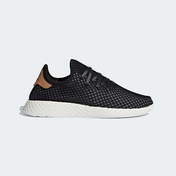uk availability 12b18 743d2 Deerupt Runner Schuh Core Black  Core Black  Ash Pearl B41758